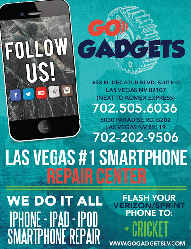 Go Gadgets: Top iPhone repair Las Vegas center