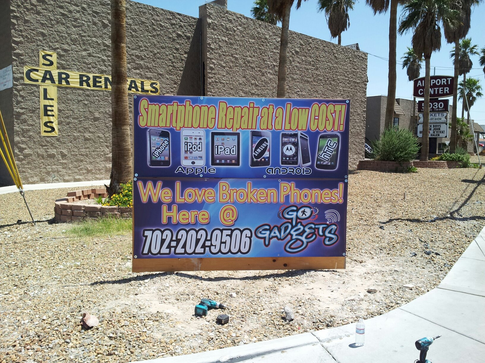 blackberry repair las vegas