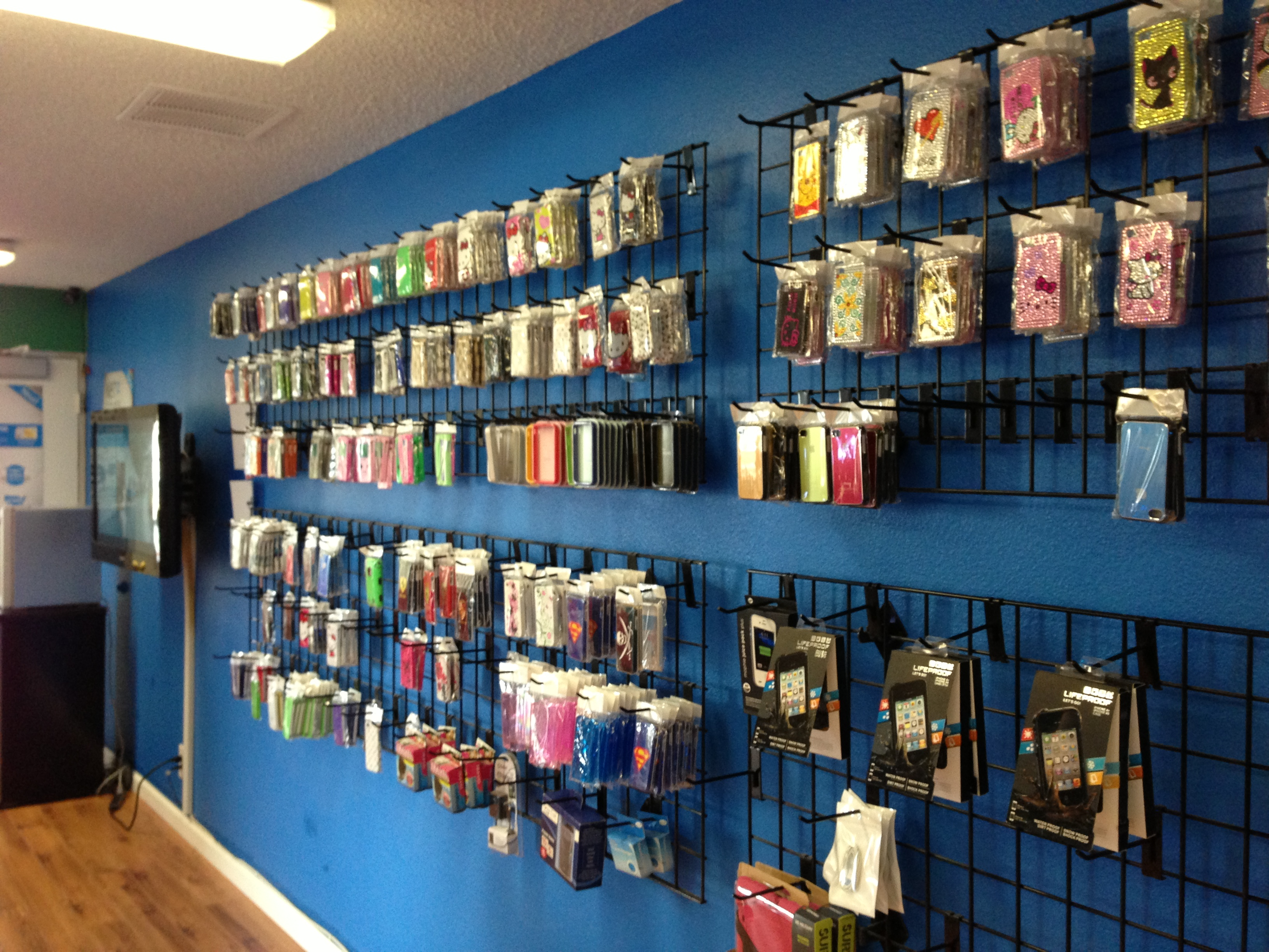 cell phone accessories las vegas