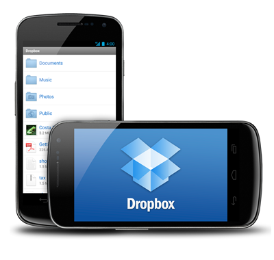 how to use dropbox public folder on mac